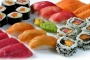 Sushi home Delivery Sushi - Chirashi, Gunkan, Maki, Nigiris, Sashimi, Uramaki, Uramaki Deluxe